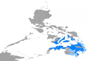 نواحی زبان سبوانو